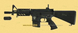 M16A4 CQB compact Full metal by AGM 035